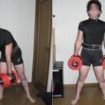 タッチトゥズ-背筋を鍛える-