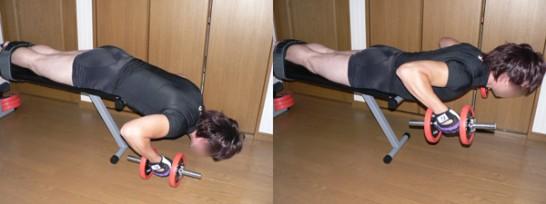 バックエクステンション-背筋を鍛える-