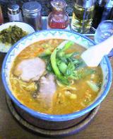 らーめん亜寿加の担担麺@渋谷