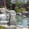 天然温泉壺湯