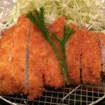 黒豚ロースとんかつのカロリー(矢場とん)kcal