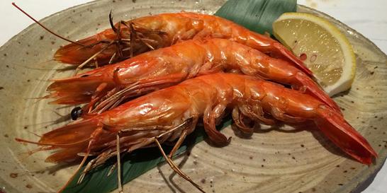 赤海老のカロリー(kcal)